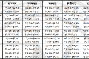 NEA Cuts Down Load Shedding Hours For SLC, Updated Schedule Available - TexasNepal News
