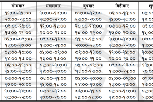 Load Shedding Decreased, 55 Hrs Weekly (New Schedule Available) - TexasNepal