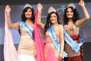 Miss Nepal 2015 (Video Highlights) - TexasNepal