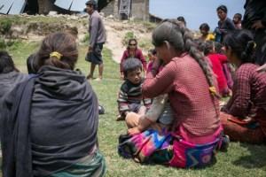 Nepal Earthquake Death Toll Crosses 8500 - TexasNepal