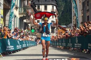 Mira Rai Wins The Mont Blanc Marathon, Breaks Records - TexasNepal News