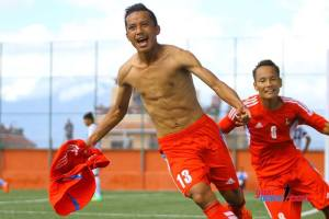 Nepal Hailed Victorious Winning U-19 SAFF Championship Against India - TexasNepal