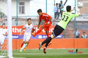 Nepal's 3-2 Victory Against Afghanistan Leads It To SAFF U19 Championship Finals - TexasNepal News