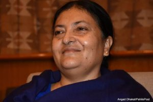 Bidhya Devi Bhandari Becomes Nepal's First Female President - TexasNepal News