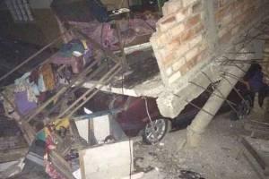 6.7 Earthquake Rocks Northeastern India - TexasNepal