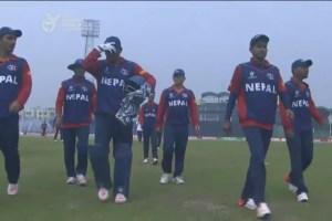 ICC U-19WC: Pakistan Defeats Nepal By 122 runs In 5th Place Play-off - TexasNepal News