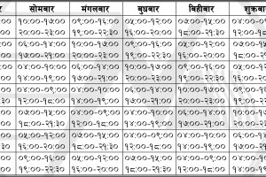 Load Shedding Schedule Changed, New Schedule for SLC Exams - TexasNepal