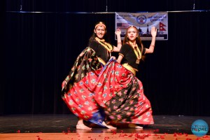 Nepali New Year 2073 Celebration by NST - TexasNepal Entertainment