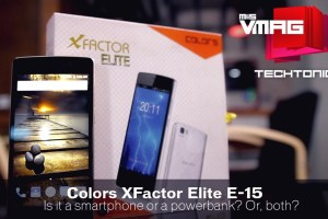 Gadget Review: Colors Factor Elite E-15 – Smartphone with a built-in Powerbank - TexasNepal