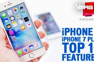 TECHTONIC: iPhone 7 and iPhone 7 Plus | Top 10 Features - TexasNepal