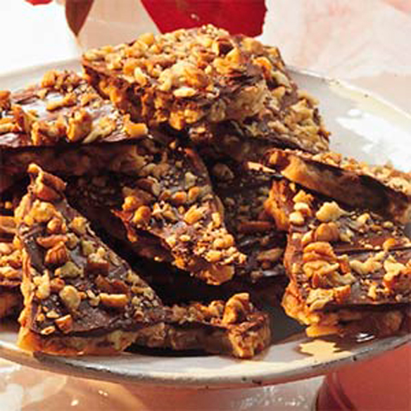 Pecan-Toffee