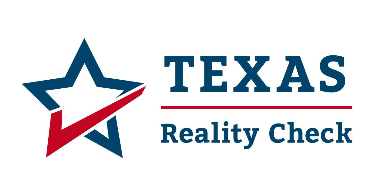 Texas Reality Check Home