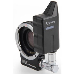 Aputure-Follow-Focus-DEC-Lens-Regain-for-MFT-Black-DECLR-MFT-B01E77PSMQ