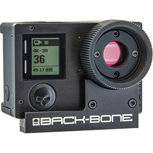 Back-Bone-BBK3-Kit-with-1-Ribcage-Modified-GoPro-HERO4-Black-1-Entaniya-280-Fisheye-Lenses-One-Camera-Rig-B01FTV5SJC