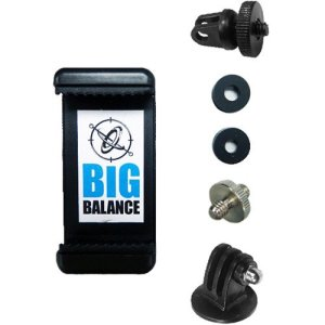 Big-Balance-BBMG-GA10-Mounting-Gadgets-for-Attaching-Smartphones-to-Tripod-Black-B017NTABK4