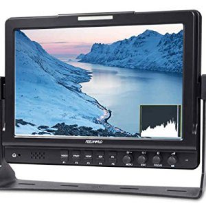 Feelworld-FW1018SP-101-IPS-3G-SDI-Camera-Top-Field-Monitor-Black-B01CC6KVFS