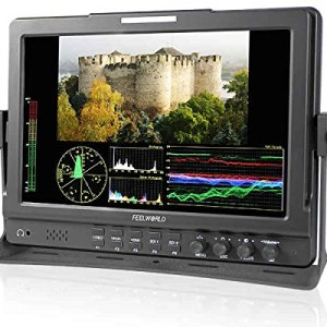 Feelworld-FW1019-101-IPS-Fully-Featured-Dual-3G-SDI-Camera-Top-Field-Monitor-Black-B01CC6KXZG