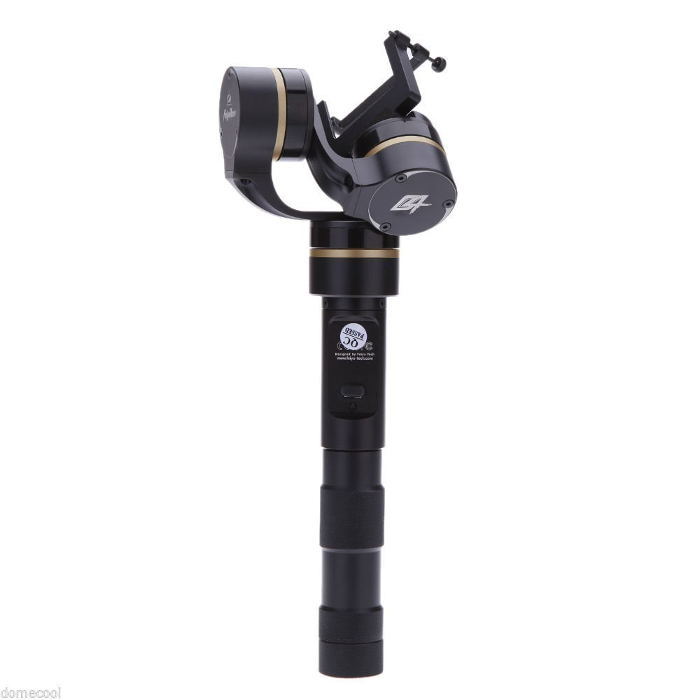 Black Feiyu Tech FEXB Handheld Gimbal Extension Bar