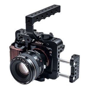 Seercam-SCA7SK-Camera-Cage-for-the-Sony-A7S-Black-B01C6Q3QQK