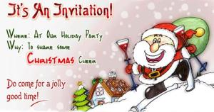 Christmas party-invite1
