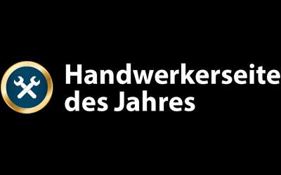 """Beginn des """"Wahlkampfs"""": Handwerkerseite des Jahres 2016"""