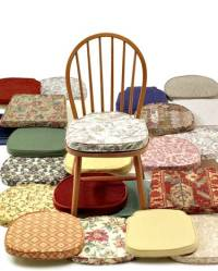 Dining Room Seat Cushions And Chair Pads