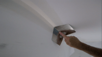 How To Finish Drywall Ceiling Texture. Types Of Ceiling ...