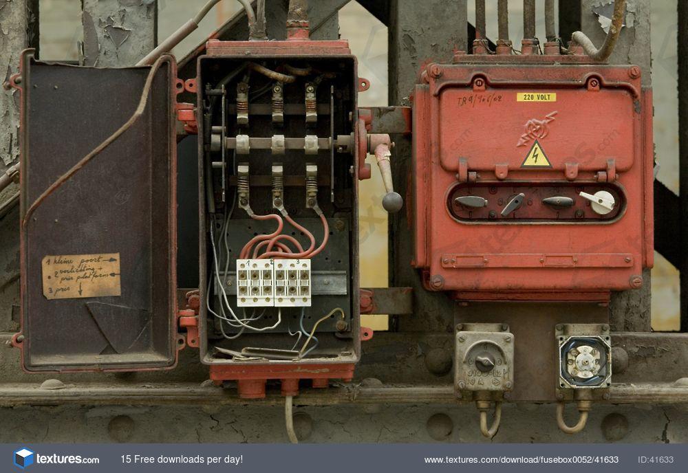 Train Fuse Box Wiring Diagram