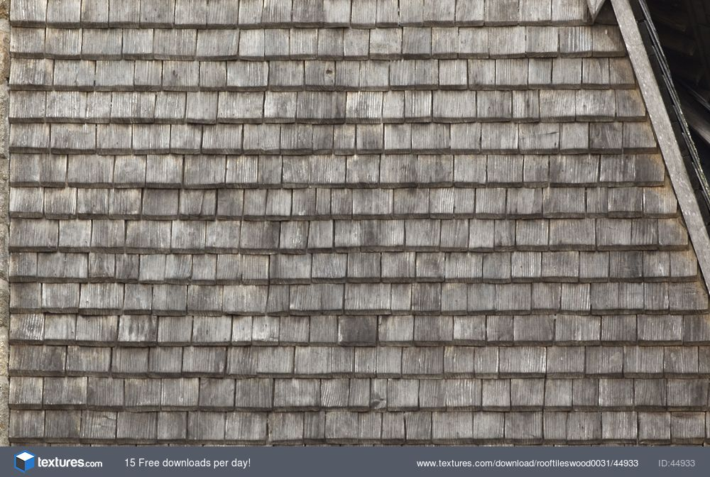 RooftilesWood0031 - Free Background Texture - roof roofing rooftiles