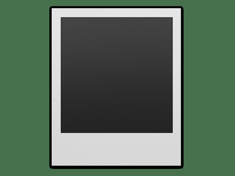 Polaroid Template - Costumepartyrun