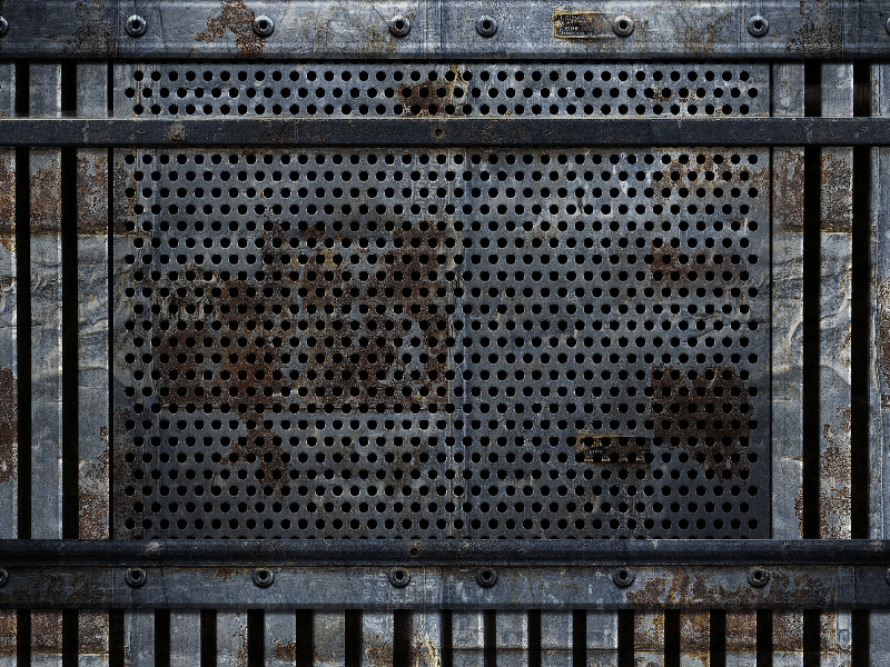 Wallpaper Stone 3d Sci Fi Wall Panel Free Texture Metal Textures For