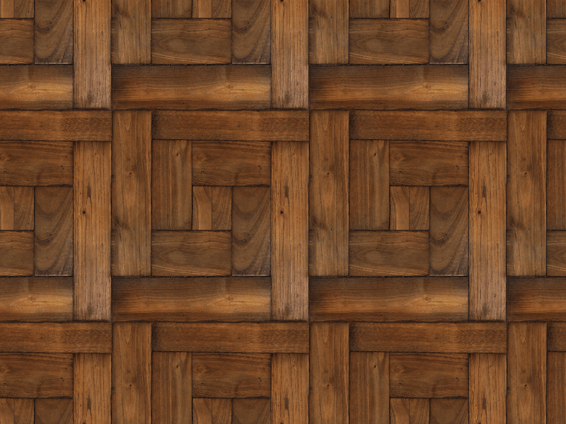 Seamless Wood Floor Parquet Texture Tiles And Floor