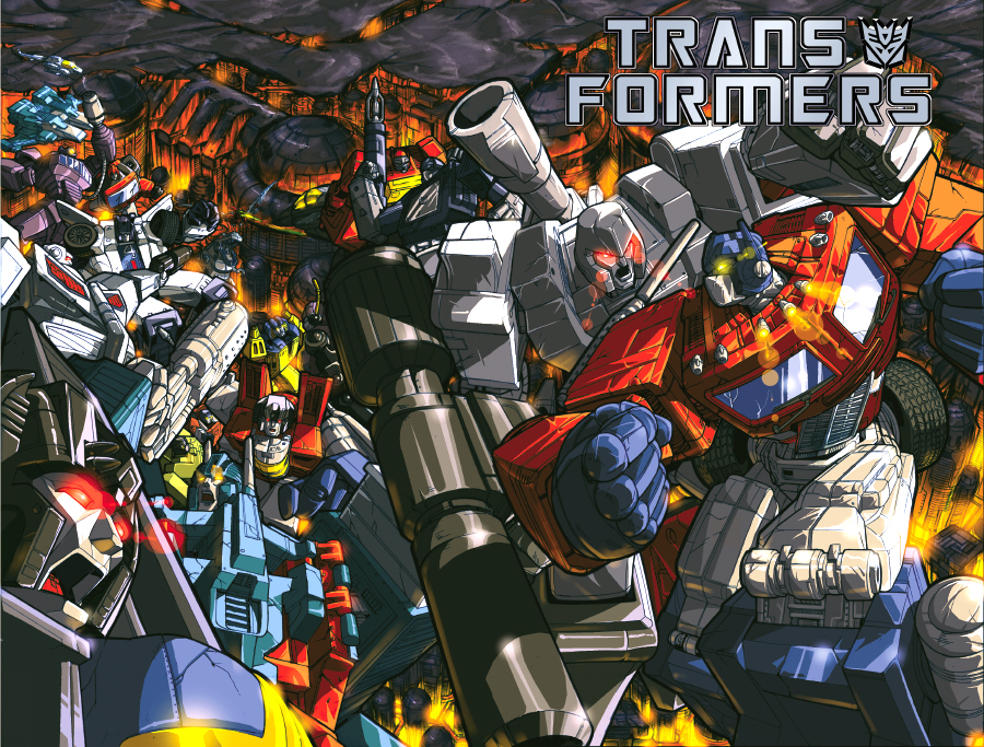 Transformers Fall Of Cybertron Hd Wallpapers 1080p Jamesraiz Cover