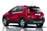 Chevrolet Trax Mini Crossover Is Not Ing Here TFLCar