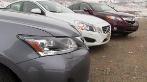 Lexus CT H Vs Volvo S T Affordable Luxury MPH Mashup Review