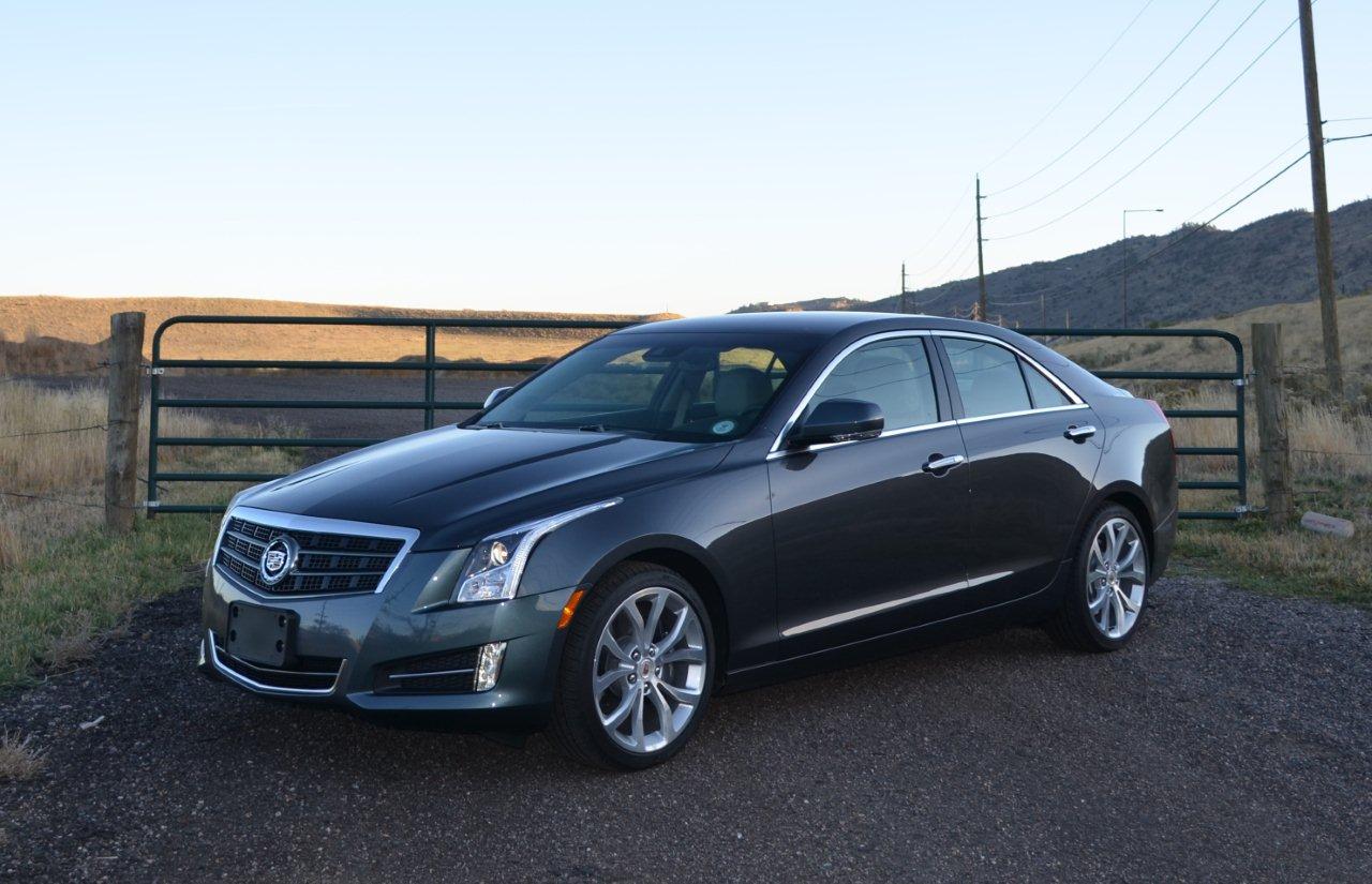 German Car Wallpaper 2013 Cadillac Ats Review