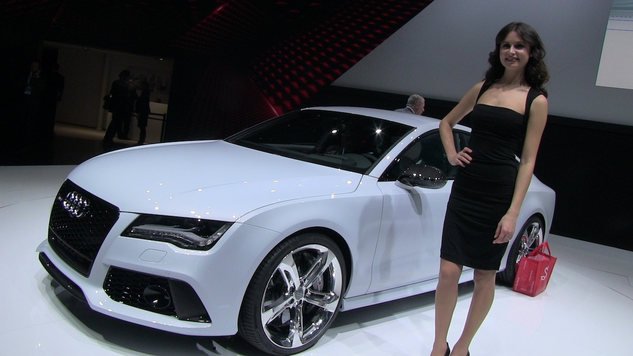 Audi Car Wallpaper Black Watch The Magical Debut Of The New 2014 Audi Rs7 At The