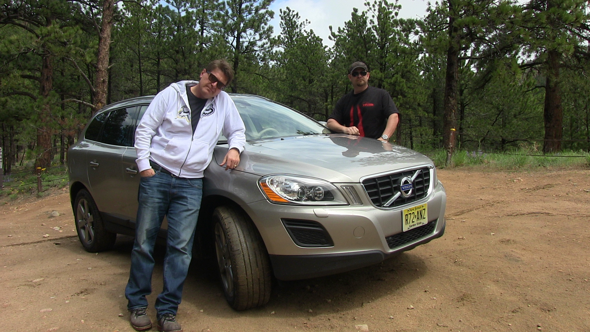 Zombies Car Wallpaper 2013 Volvo Xc60 T6 Colorado Off Road Challenge Amp Review