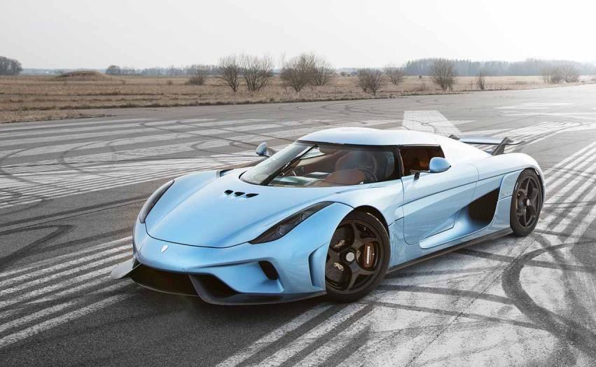 Fastest Car In The World Wallpaper Koenigsegg Regera The World S Fastest Hybrid At Geneva