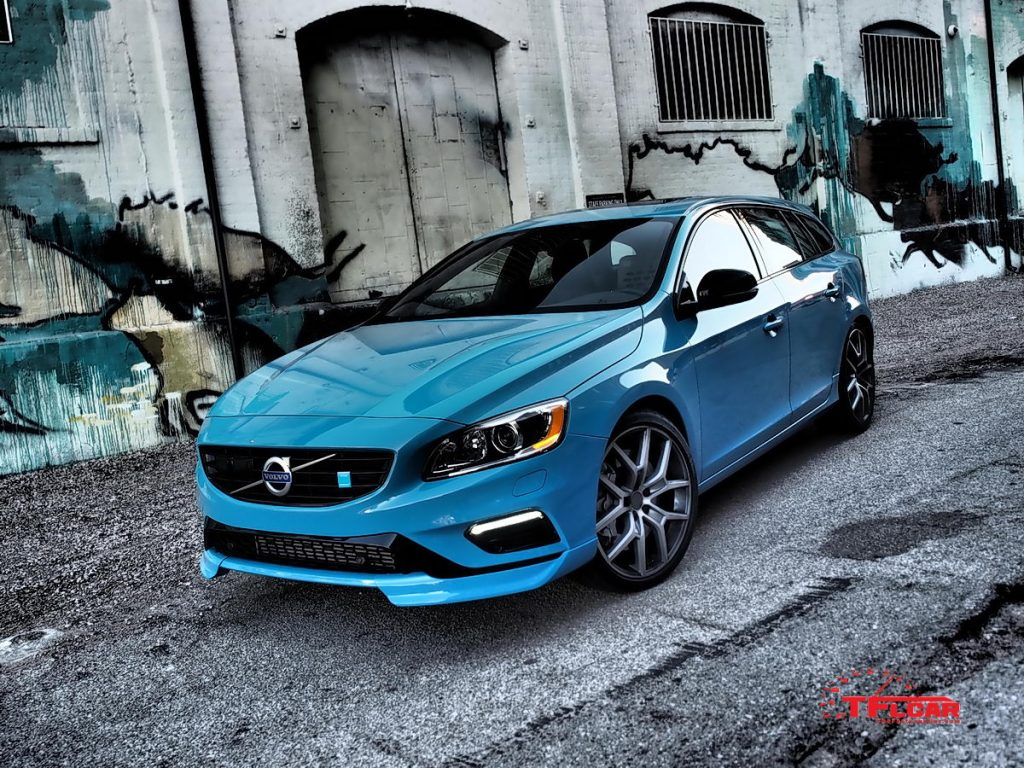 Super Fast Car Wallpaper 2016 Volvo V60 Polestar Crazy Unnecessary But Awesome