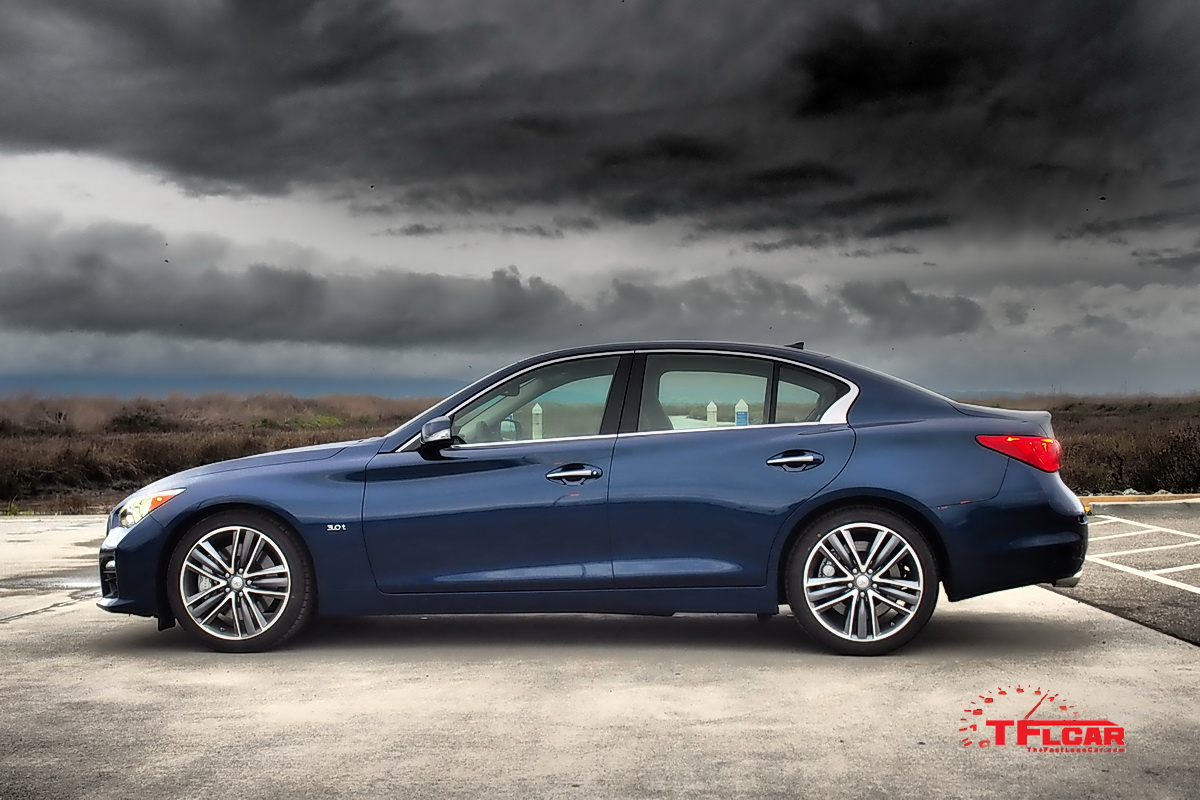 Used 2015 Infiniti Q50 Review Ratings Edmunds Auto Electrical Wiring Diagram