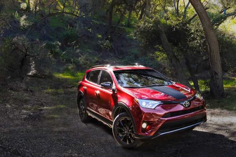 There39s More To The 2018 Toyota Rav4 Adventure Than