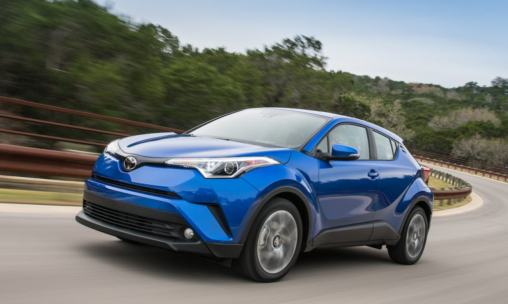 Hd Tune Up Cars Wallpaper Driving The 2018 Toyota C Hr A Little Mirth In A Mirth