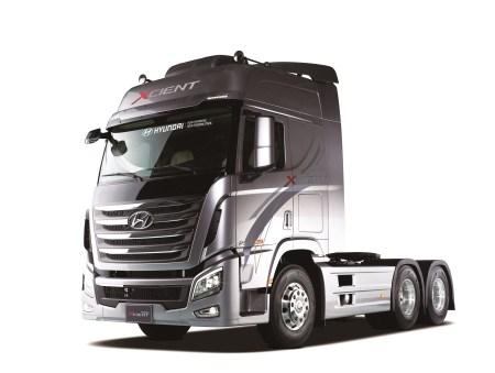 2016 Semi Trucks