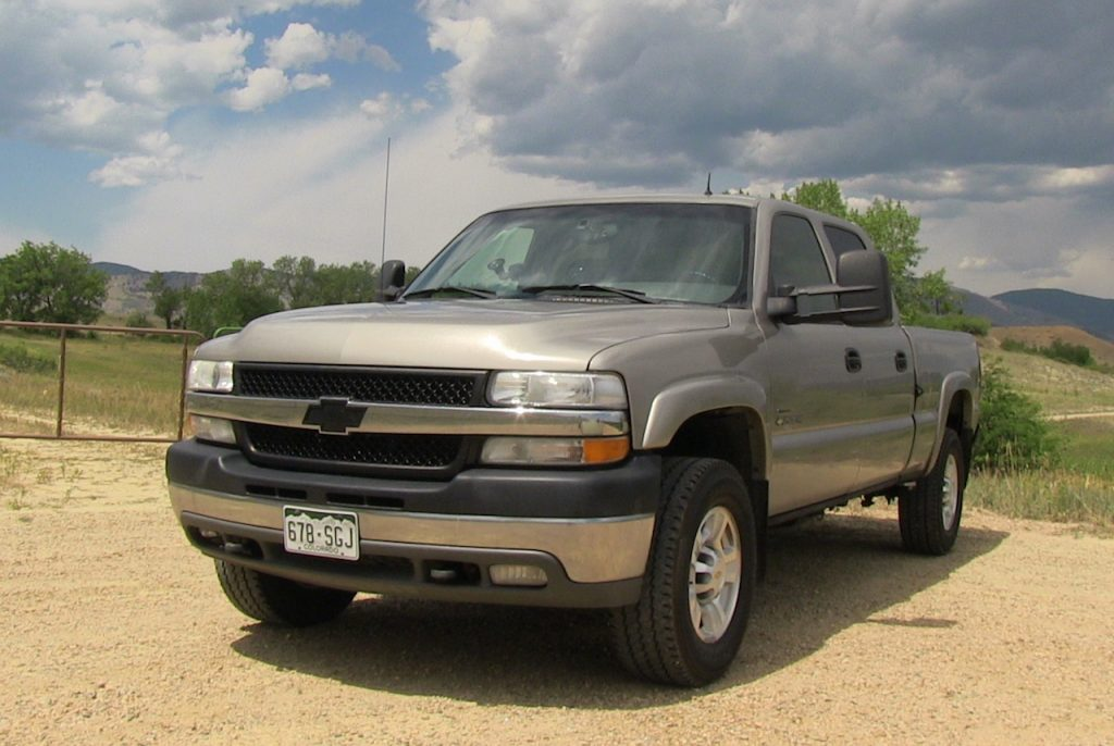 The Good and the Bad 2002 Chevy Silverado 2500 HD Duramax 4x4