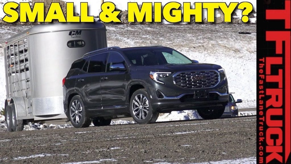 Can the 2018 GMC Terrain Denali Take on the World\u0027s Toughest Towing