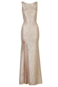 TFNC FATIMA GOLD MAXI DRESS | TFNC MAXI DRESSES