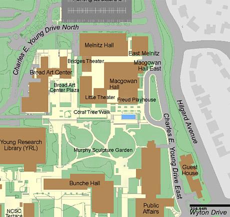 Los Angeles Zoo And Botanical Gardens La Zoo Events Ucla Tft Map Ucla School Of Tft