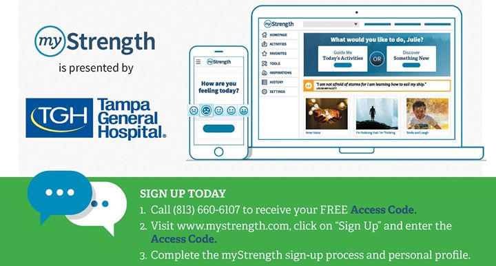 Welcome to Tampa General Hospital Home Page