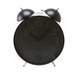 Karlsson Twin Bell Clock